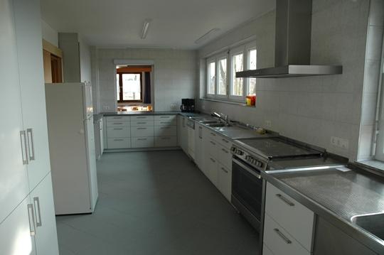 CVJM-Heim Küche