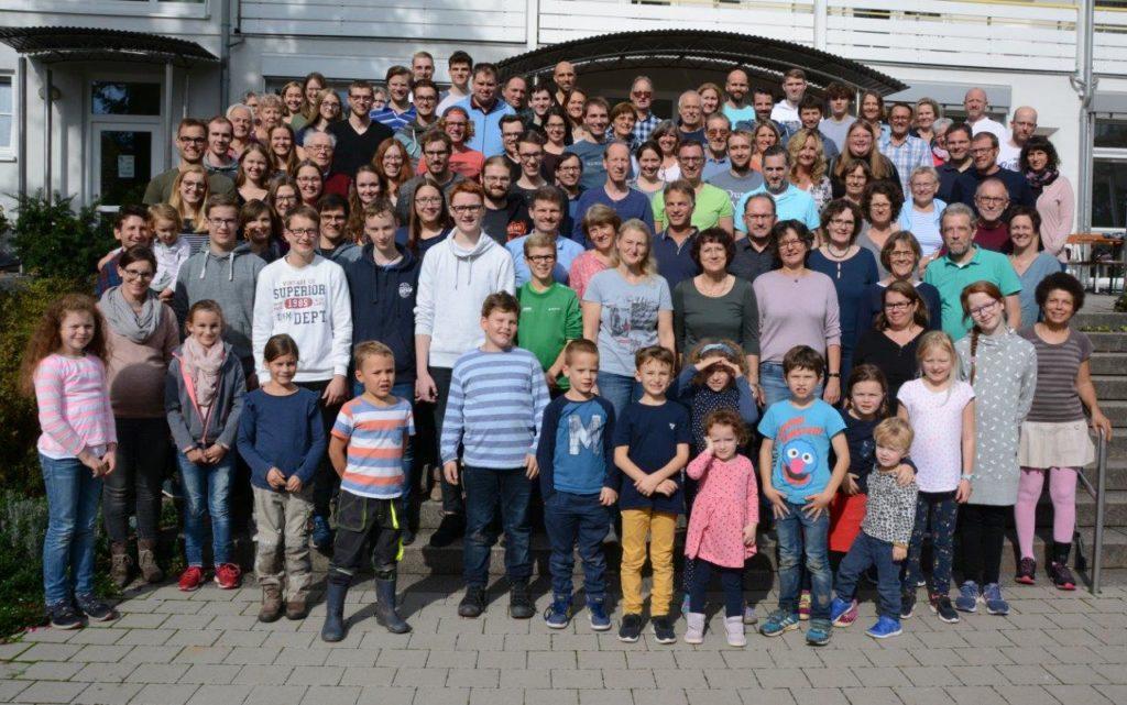 CVJM Heimerdingen Gruppenbild 2019